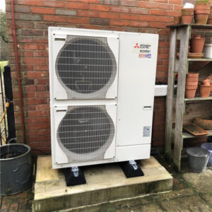 Air Heat Pumps Construction