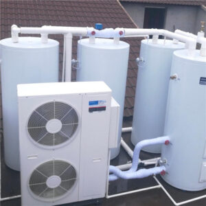 Air/Water Heat Pumps Construction