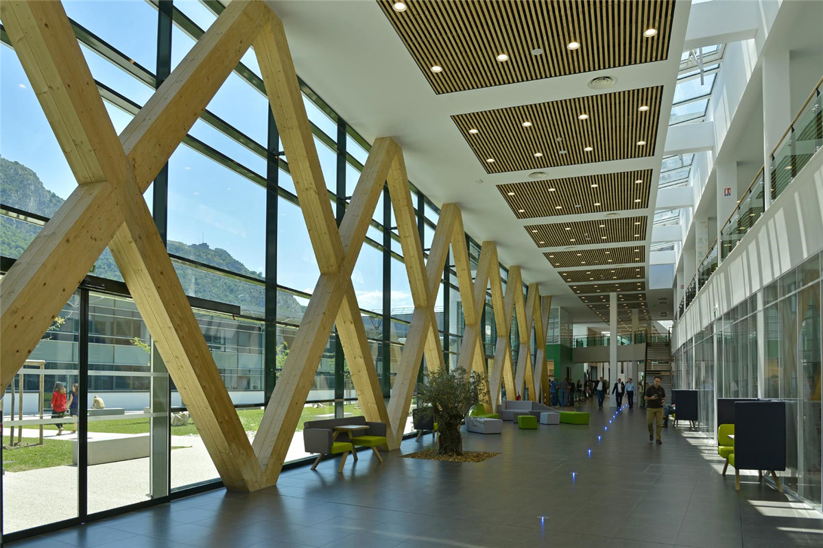 Eight key Points Of Green Building Design On Campus