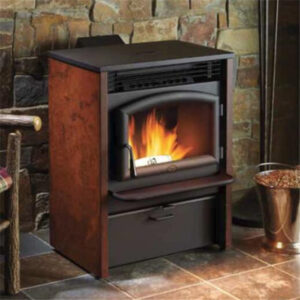 Pellet Stove Construction