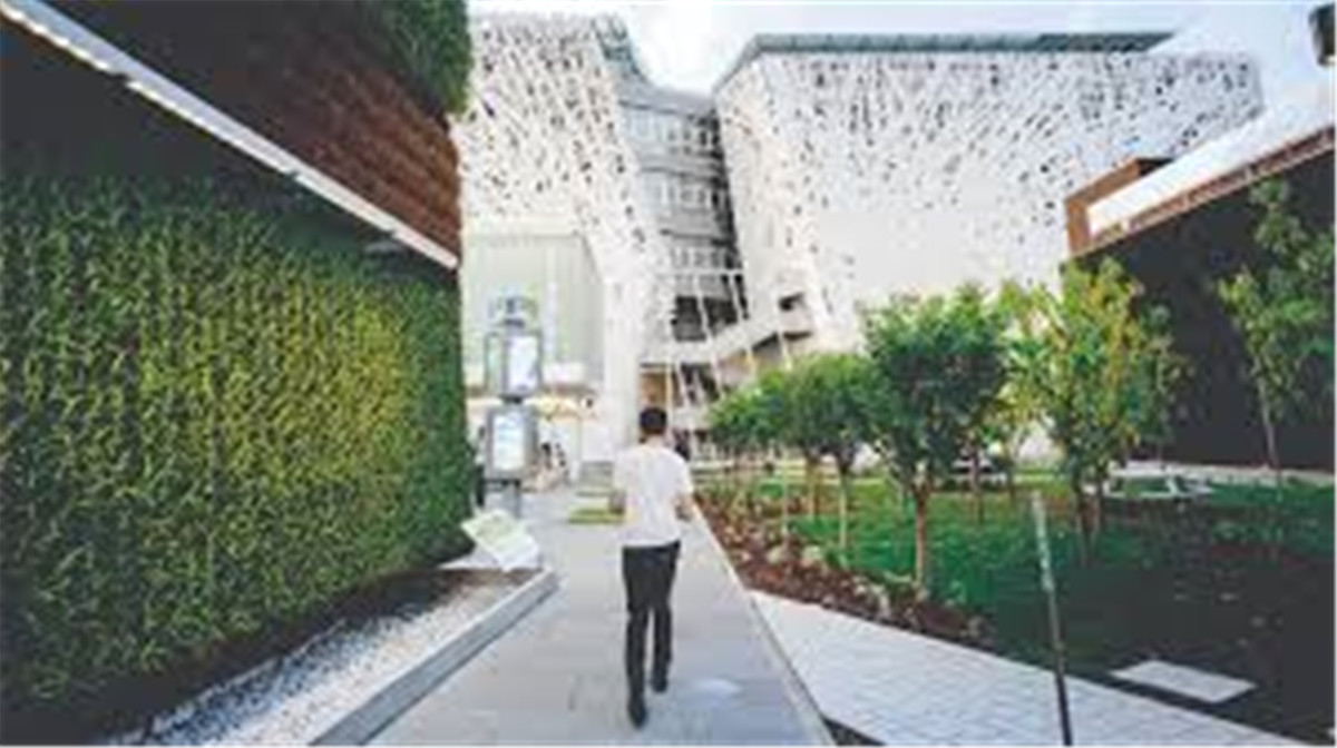 Points To Note About Green Building Design Concepts
