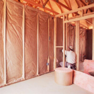 Wall Insulation Construction